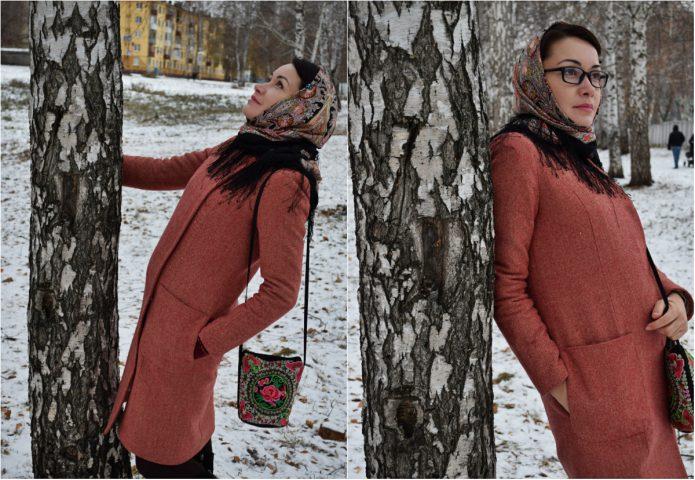 мода весна пальто для полных женщин фото