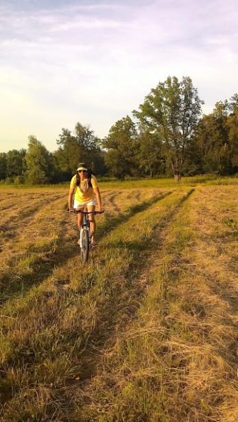 велосипед и его польза