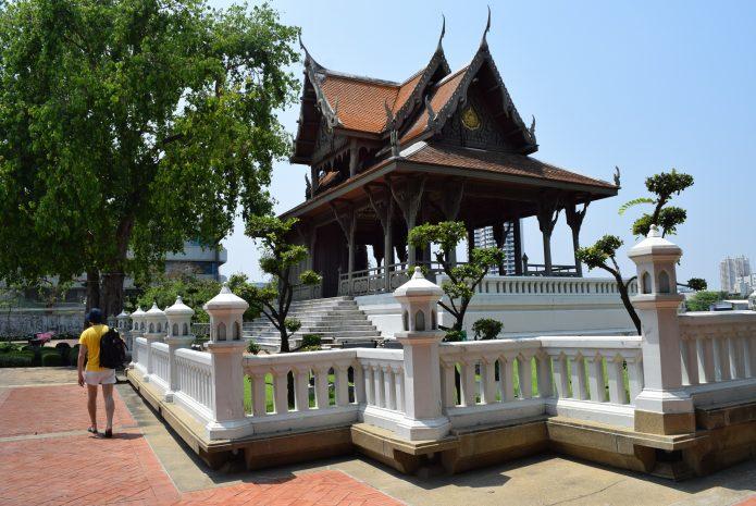 каосан роуд бангкок жилье