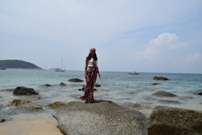 Пляж Ао Сан Ao Sane Beach Пхукет Тайланд