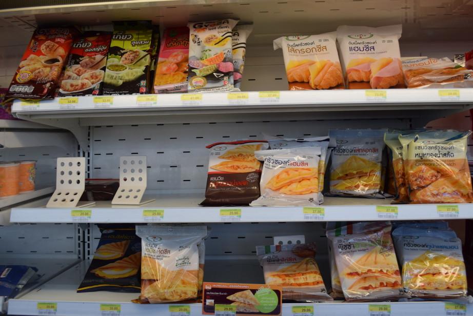 еда в тайланде дешево