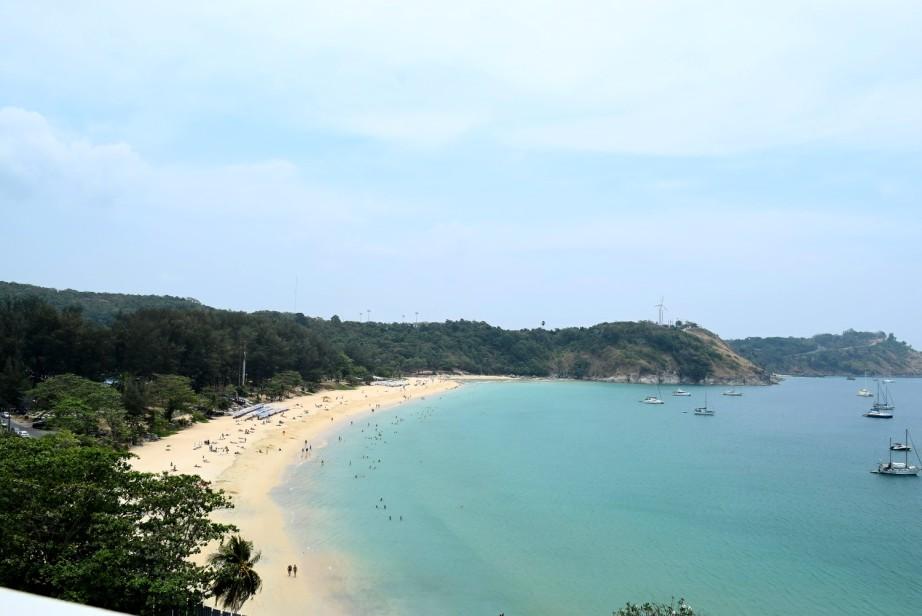 пляж Най Харн Nai Harn Beach Пхукет Тайланд