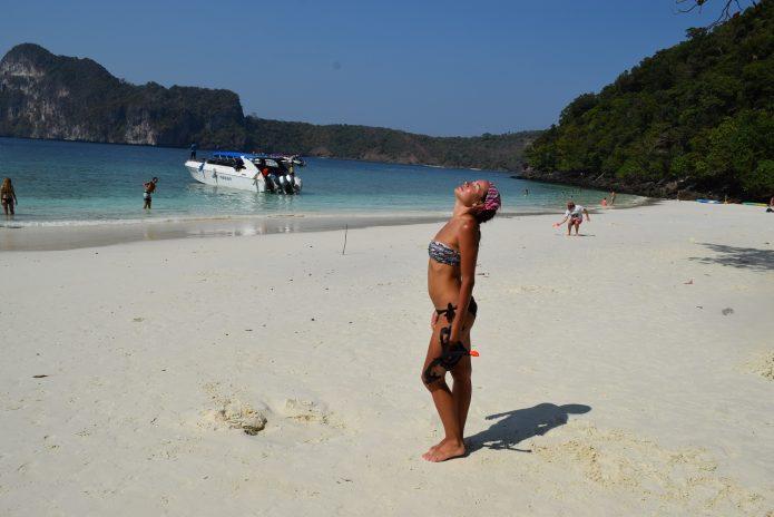 Пхи Пхи Дон Манки Бич (Monkey Beach)