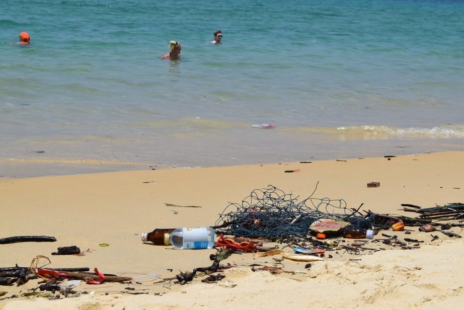 пляж Карон (Karon Beach) о. Пхукет