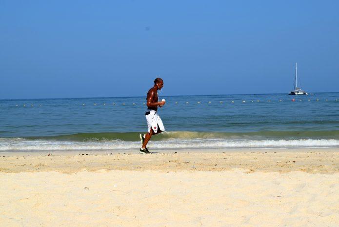пляж Патонг (Patong Beach) о. Пхукет