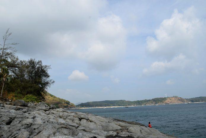 пляж Ао Сан (Ao Sane beach) о. Пхукет
