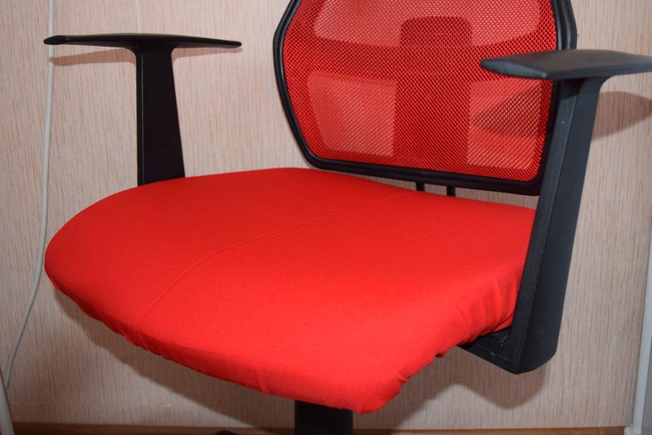 Чехлы для офисного стула своими руками 39