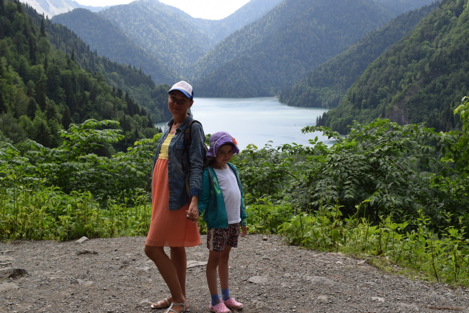 озеро рица абхазия отзывы