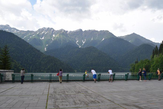 озеро рица абхазия фото