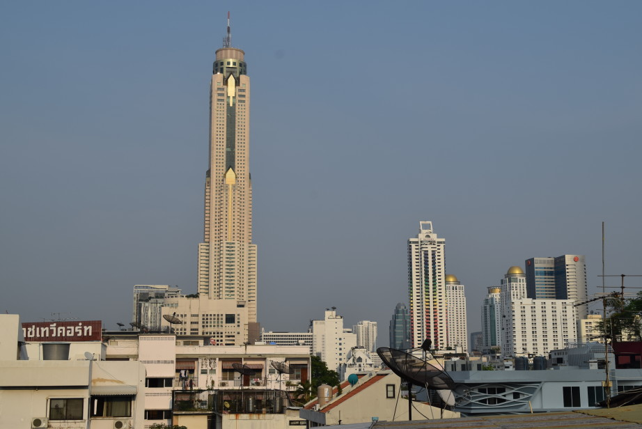 бангкок байок скай отель