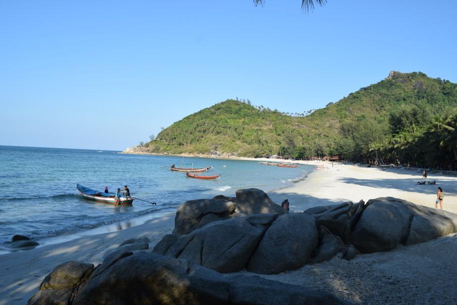 острова тайланда в сиамском заливе
