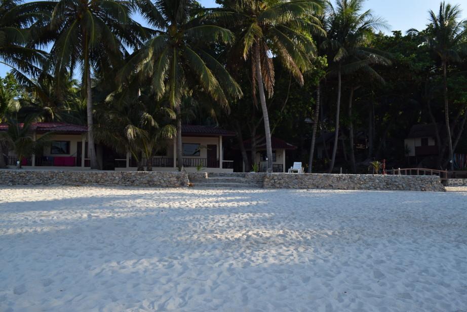 пляж бутылки bottle beach панган