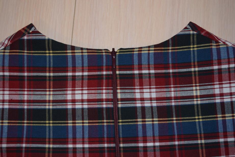 ткань в шотландскую клетку фото
