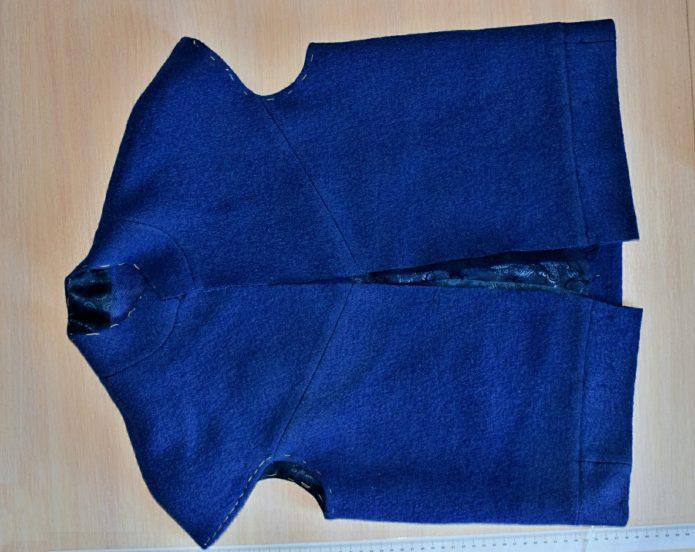 замена молнии на женской куртке своими руками