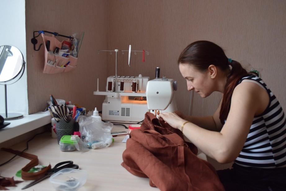 как правильно шить на машинке