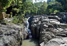 водопады тайланда