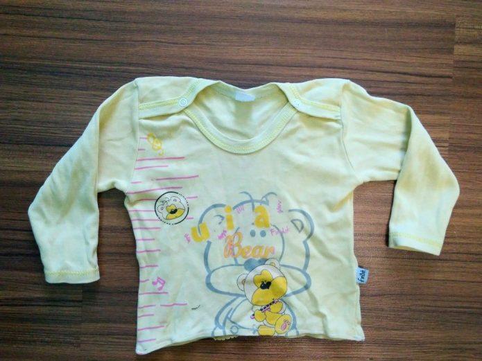 Сшить кофточку для новорожденного мастер класс 4