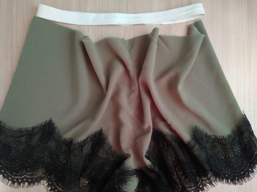 выкройка пижамы женской с шортами