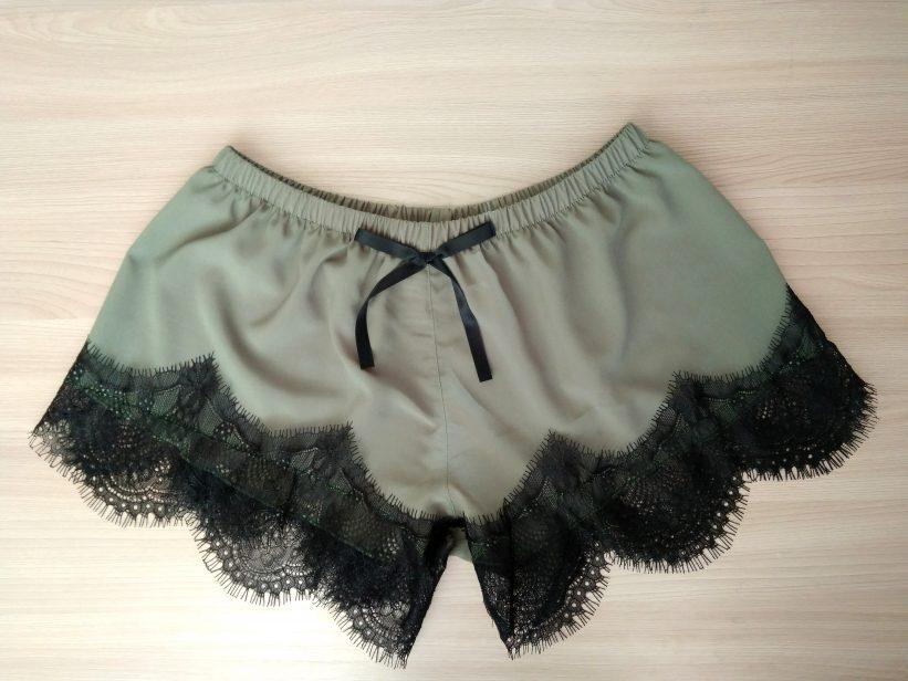 Выкройка пижама женская секси