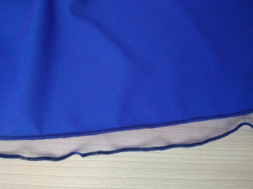 юбка из сетки своими руками
