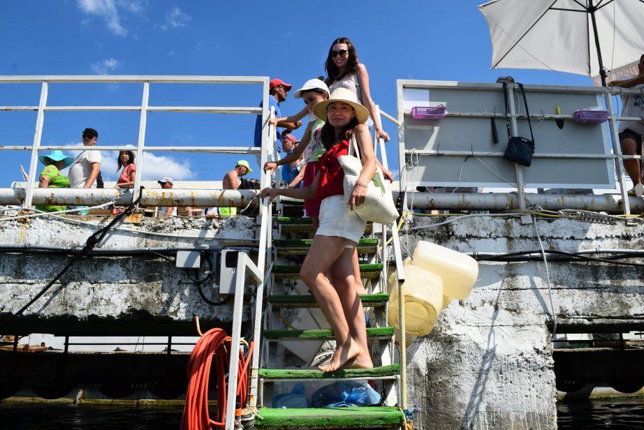 морские прогулки геленджик цены