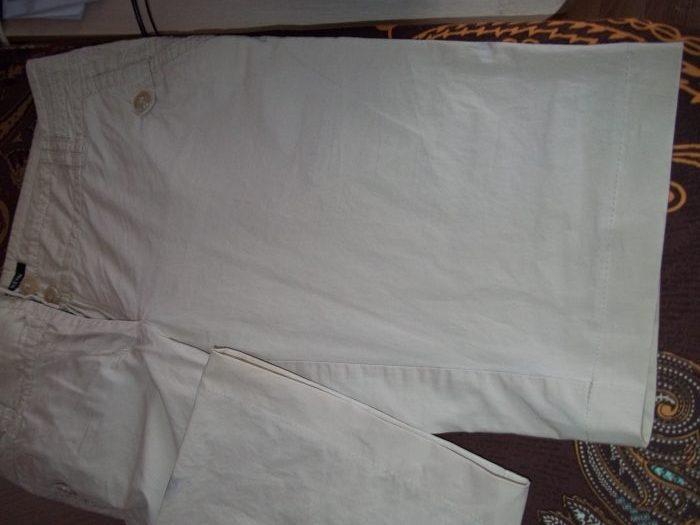 как укоротить брюки в домашних условиях