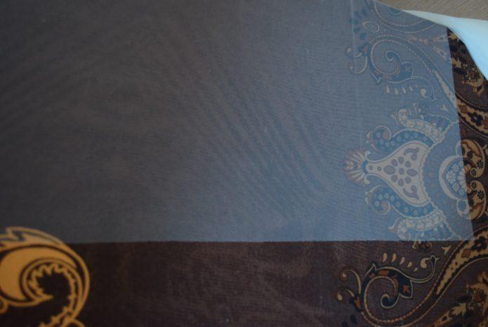 как сделать сборку на ткани