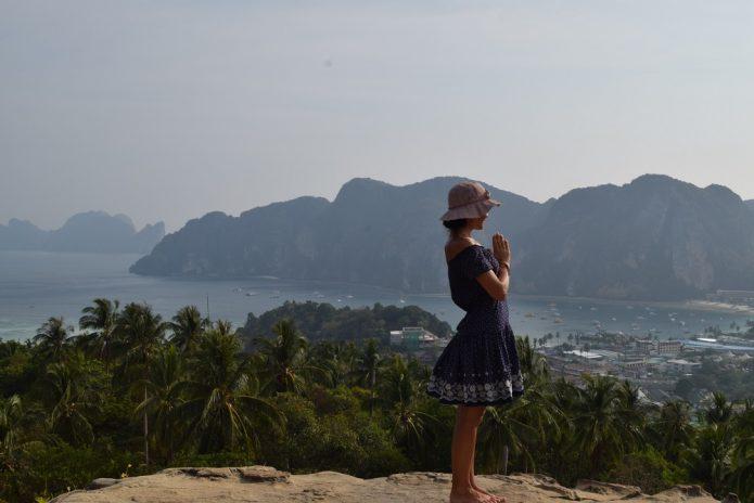 остров пхи пхи таиланд фото