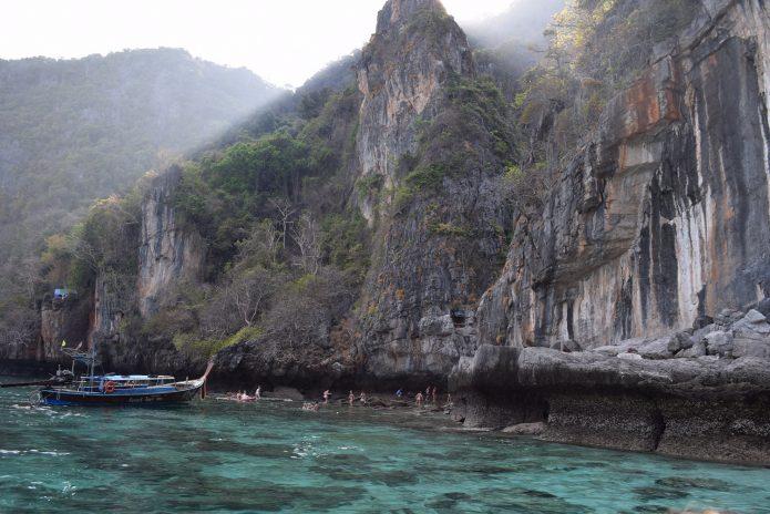 пхи пхи экскурсии на острове