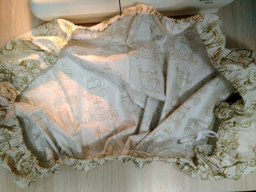 как сшить чехол для гладильной доски своими руками