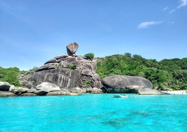 Симиланские острова экскурсия с пхукета фото