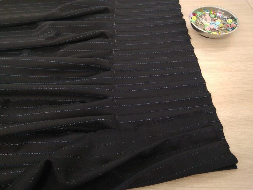 юбка в складку выкройка