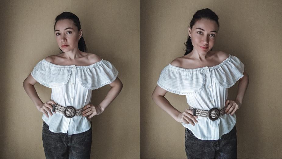 как перешить мужскую рубашку в женскую блузку