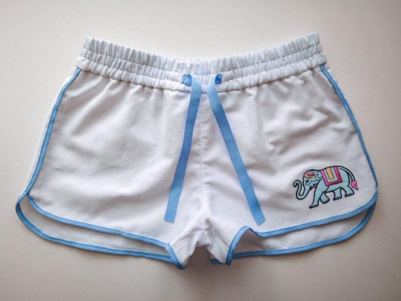 выкройка шорт для девочки