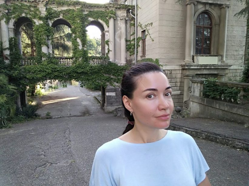 санаторий орджоникидзе сочи история