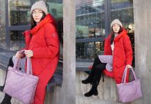 сумка шоппер выкройка с размерами