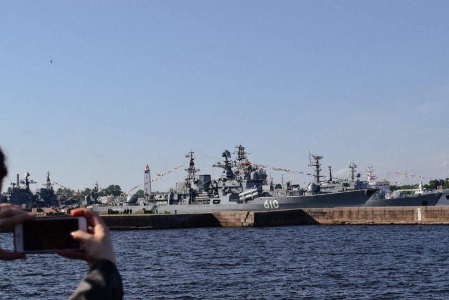 кронштадт как добраться из санкт-петербурга своим ходом