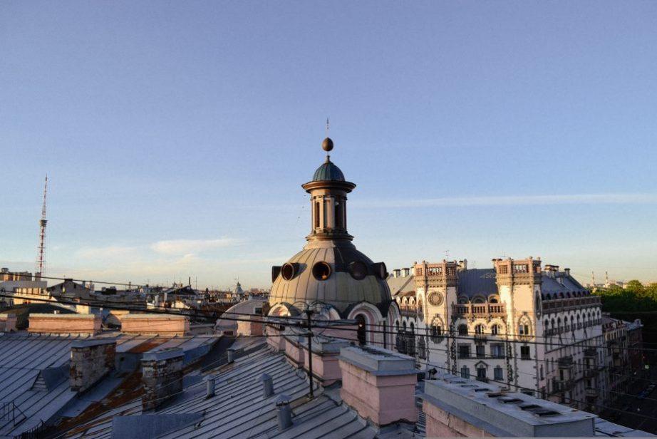 крыши питера экскурсия цена
